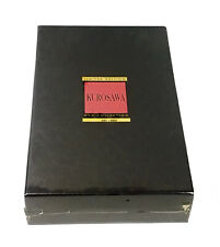 KUROSAWA Limited Edition DVD Collection RARE Collectors No 2385 of 5000