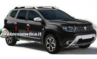 cover maniglie in Acciaio Cromo 4 porte Dacia Duster 2017-2018