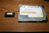Golden Tee Fore! 2005 HARD DRIVE and BOOT CHIP FOR AN ARCADE GAME TESTED WORKING