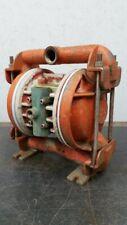 "Wilden Diaphragm Pump, M2, 1"", 316SS w/ Teflon Diaphragms, NPT, #88659"