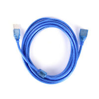Practical Practical 15FT USB 2.0 Male to Female Extend Extention Cable ECCYN FD