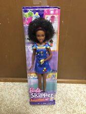 2017 Barbie Sister Teen Skipper Babysitter Inc AA Nikki Doll And Coffee Rare