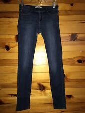 *HOLLISTER* Women's Juniors JEGGING Jeans Size 1R W25 L29