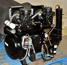 Matrx Amd 4 Dental Dentistry Oiled Air Compressor Unit 220v 2 Hp 75 Decibels
