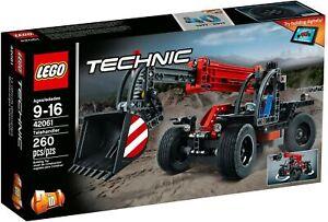 Lego Technic Telehandler 42061 (2017) Pre-Owned