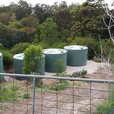 22700LT ( 5000 Gal) Round Rain Water Poly Tank