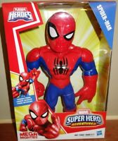 Playskool Marvel Super Hero Adventures SPIDER-MAN Giving Thumbs Up