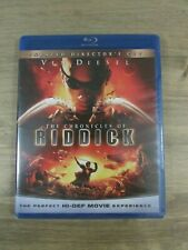 New Blu Ray: The Chronicles of Riddick (Unrated Director's Cut)