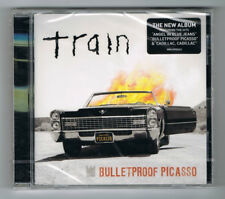 ♫ - TRAIN - BULLETPROOF PICASSO - CD 12 TITRES - 2014 - NEUF NEW NEU - ♫