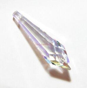 Large Teardrop Swarovski Elements Crystal 8611 Drop Pendant Variable Color