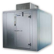 Master-Bilt Walk In Freezer 6x6 Indoor 7'6ft H w/ Floor & Refrigeration