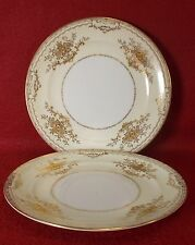 """MEITO china MONTEREY (Empire) pattern Set of Two (2) Salad Plates @ 7-3/4"""""""