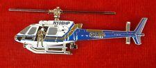 CALIFORNIA HIGHWAY PATROL OPEN DOOR HELICOPTER COIN (ELA CHP LAPD POLICE)