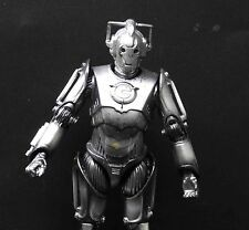 Doctor Who Silvery Casque Cyberleader Cyberman Cybermen Cybus action figure 5.5""