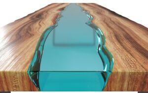 Epoxidharz 1,5kg Glasklar Kristalleffekt Bastel Gießharz River-Tisch  Powerpreis