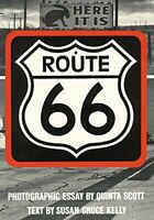 Route 66: The Highway and Its People by Susan Croce Kelly (author) & Qu Hardback