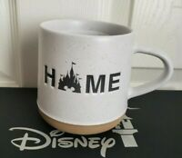 Disney Parks Cinderella Castle Home Coffee Mug Ceramic Cup Speckled Mickey Mouse