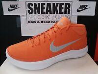 Nike Kobe A.D. TB Promo - 942521 805 - Clay Orange / Silver - White - Size: 14.5