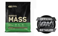 (8,97€/kg) Optimum Nutrition Serious Mass Gainer 5,45kg NEW 2020 Version!