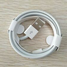 Original Genuine OEM Apple iPhone Lightning Cable Charger USB 1M 3FT Open Box
