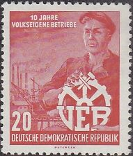 DDR #294 MNH