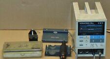 Ultraform Sonotec Ultrasonic UF-5000 Micro D-M-E w/ Probe, Foot Pedal, Polisher
