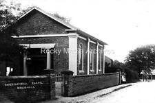 Afk-21 Congregational Chapel, Broughall, Shropshire. Photo