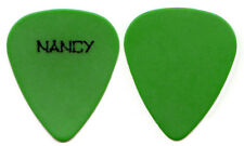 HEART Guitar Pick : Tour Rare Nancy Wilson green