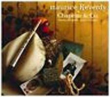 CD DIGIPACK MAURICE REVERDY - CHAPEAU & CO / neuf & scellé