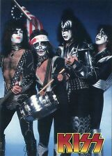 KISS 1997 Cornerstone Promo Card NM/M!!! P9 Spirit of 76