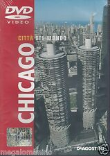 Dvd **CITTA' DEL MONDO ~ CHICAGO** Region Free