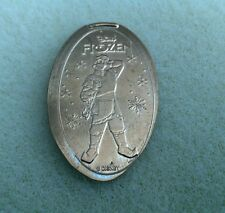 Disney Pressed Penny Kristoff Standing With Hand On Head Frozen Logo