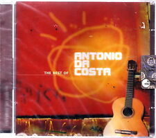 ANTONIO DA COSTA - The Best Of  (18 Original Tracks) CD Sealed VERY RARE