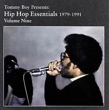 Volume 9 Hip Hop Essentials CD New EPMD FRESH PRINCE BOOGIE CHUBB Tribe Quest