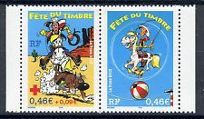 STAMP / TIMBRE DE FRANCE NEUF** N° P3547** paire 3547 3546a 2003 Luxe***
