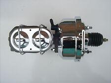 "7"" Chevelle Malibu GTO 442  Chrome Power Brake Booster Master bracket 2IB"