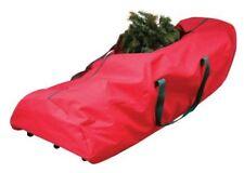 NEW 7.5' Christmas Tree Rolling Storage Bag w/ Wheels Heavy Duty Organizer LG