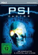 PSI Factor - Chroniken des Paranormalen Staffel 2 * DVD Mystery Serie Pidax Neu