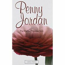 Perfect Seduction (Mills & Boon Largeprint Penny Jordan)-ExLibrary