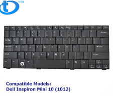 Genuine  Keyboard For Dell Inspiron Mini 10 (1012) Netbook  V3272 US Seller