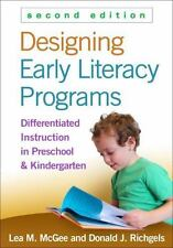 Designing Early Literacy Programs : Differentiated Instruction in Preschool...