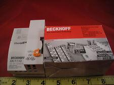 Beckhoff EK1110-0000 EtherCAT Extension Terminal E-Bus End 100m max EK1110 New