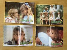 Aushangfotos * 4 AHFs* komplett * Madita * Astrid Lindgren * Wiederaufführung