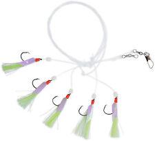 Zebco Makrelenvorfach Circel Hook 5 Haken Gr. 1/0