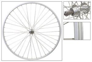 WM Wheel  Rear 27x1-1/4 630x19 Aly Sl 36 Aly Fw 5/6/7sp Qr Sl 126mm Ss2.0sl