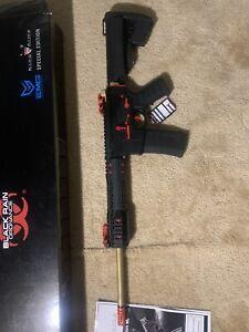 EMG black rain ordnance SPEC15 Licensed AR-15 Airsoft Rifle CQB Limited Edition