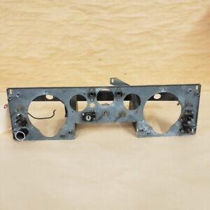 Jaguar MK7 Mark VII Dash Gauge Cluster Instrument Panel with Bracket OEM
