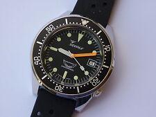 Orologio Squale Sub Professional 500 MT ref. 1521-026/A diver