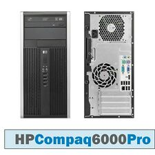 PC Hp Compaq 6000 Pro Core 2 Duo E5700@3.00GHz 4GB Ram 250GB HDD