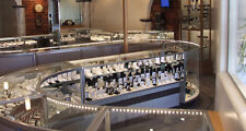 Antiques Jewelry Showcase REPLACEMENT LED Lighting __ Low Voltage __ Show Case
